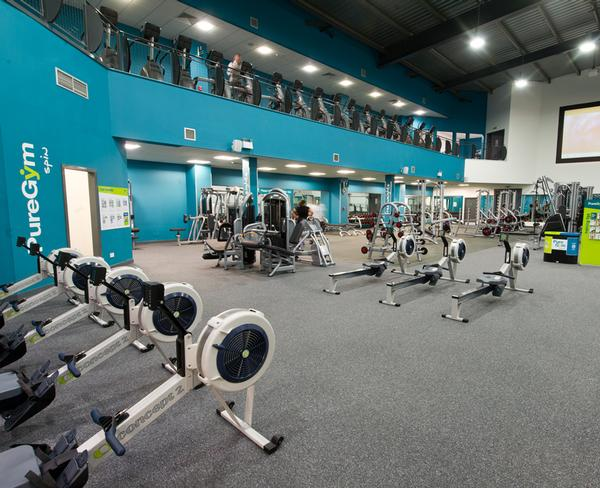 Pure Gym was one of the fastest growing companies in 2014
