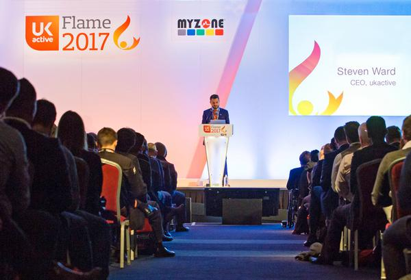 ukactive's Flame event has been replaced by Active Uprising
