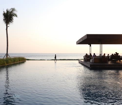 Alila Seminyak is the fifth Alila property in Bali / Alila