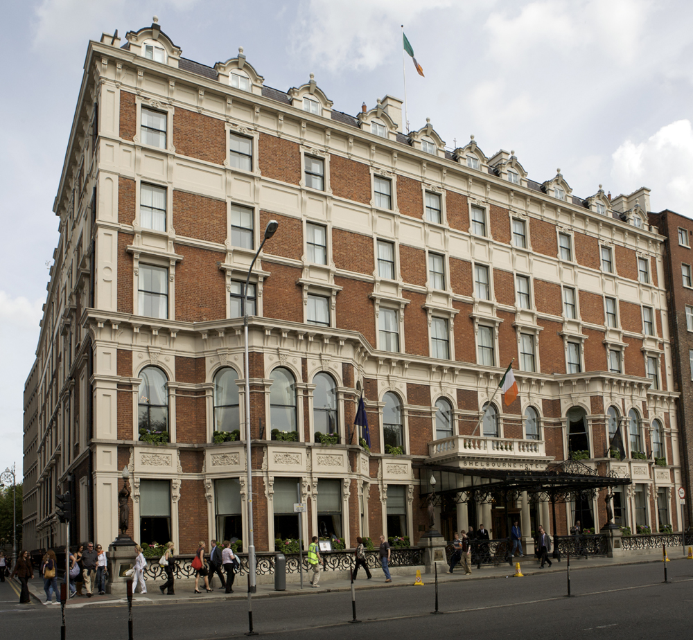 The Shelbourne will house Dublin's largest luxury spa