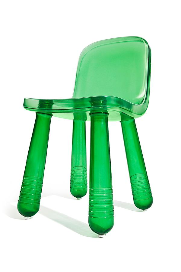 3. Sparkling Chair created for Magis