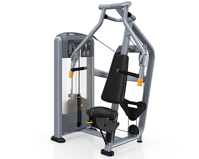 Precor's Discovery Series enhanced with new equipment