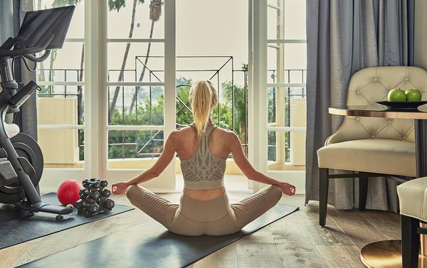 Four Seasons LA has seen a 50 per cent increase in sales on its wellness rooms