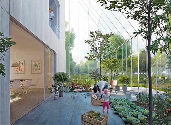 ReGen Village in the Netherlands is one of more than 740 wellness communities being built