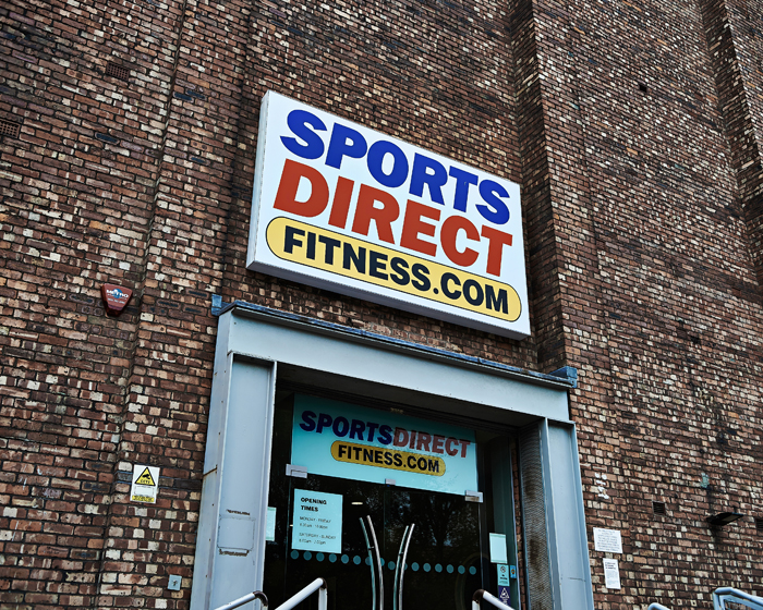 Gladstone wins Sports Direct software contract