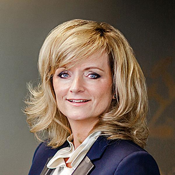 Lilian Roten, vice president of Swissôtel
