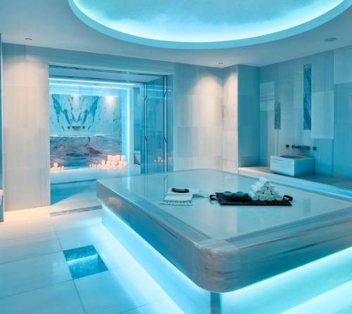 The Swissotel Resort Bodrum Beach will include a 1,700sq m (18,299sq ft), seven-treatment-room Purovel Spa. / Swissotel