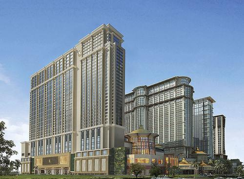 Spa details revealed for The St Regis hotel at the casino strip in China