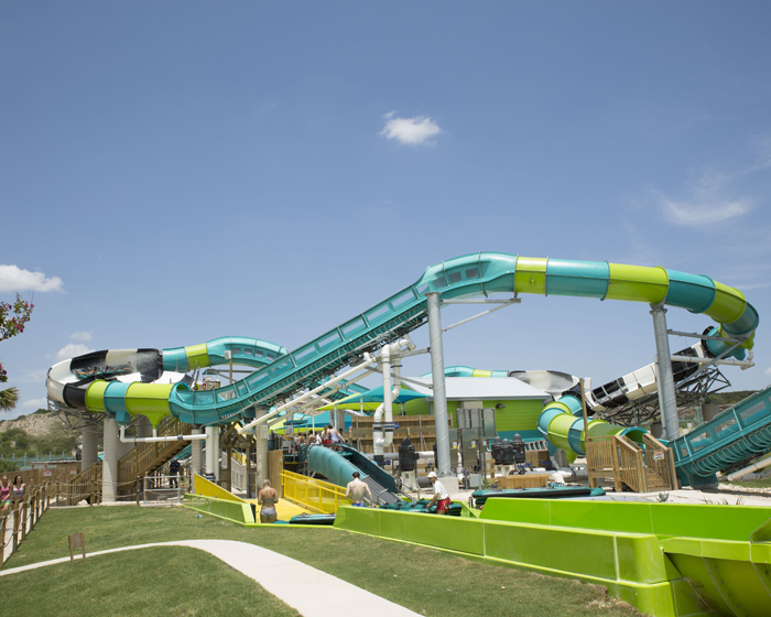 EAS PREVIEW: ProSlide partners with Six Flags Fiesta Texas