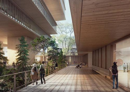 Assuming the gallery collects the necessary funding, a groundbreaking is expected to happen in late 2017 / Herzog and de Meuron