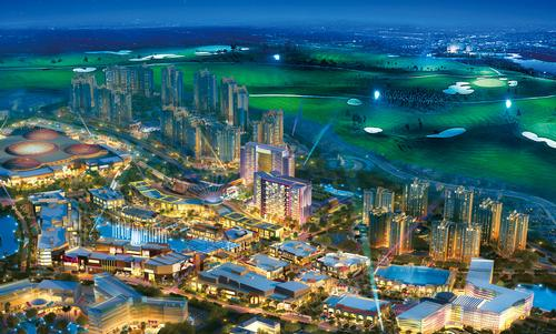 Mission Hills Haikou details neighbouring leisure developments to open in 2015
