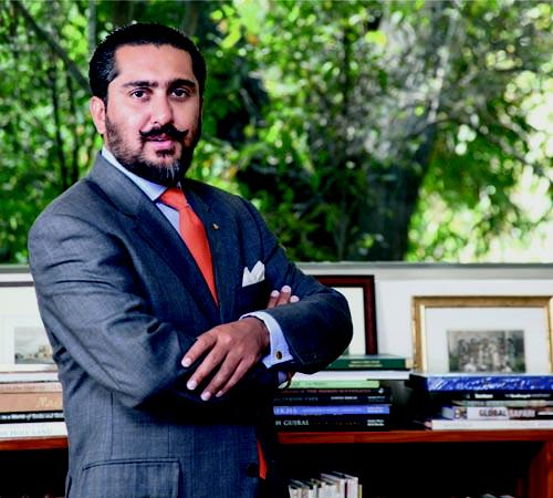Jaisal Singh elected as VP and joins board of directors at Relais and Chateaux