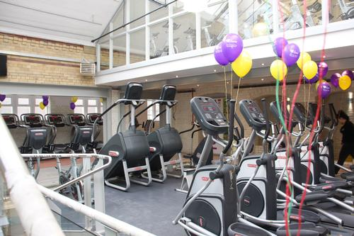 Ladies-only gym in listed building gets a modern lift