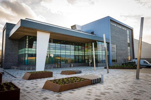 OCL unveils another new facility: £15m Oldham Leisure Centre