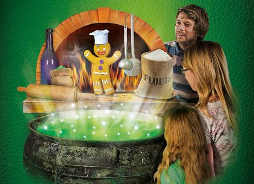 The attraction will feature all the characters in the Shrek universe / Merlin Entertainments