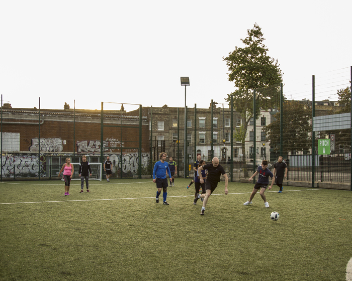 MyLocalPitch partners with London Football Association