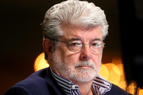 George Lucas will have to wait until at least February for work on his legacy project to begin