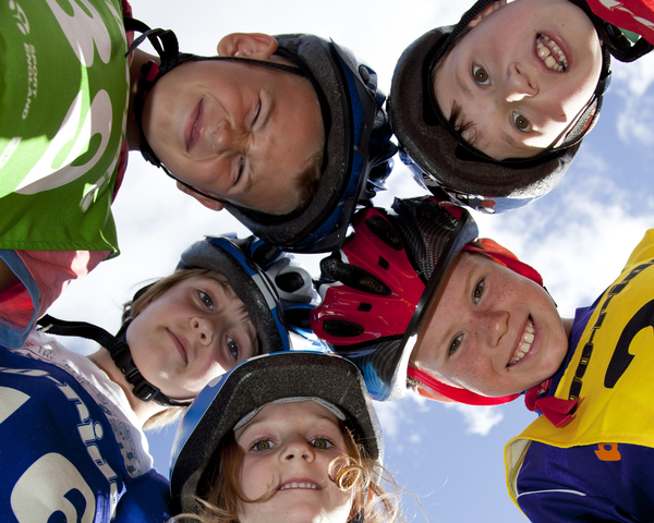 A sporty child can make a sporty adult, so it's crucial to give young people a positive introduction to sport