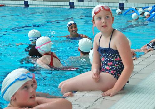 Swim instructor training scheme gets large-scale roll out