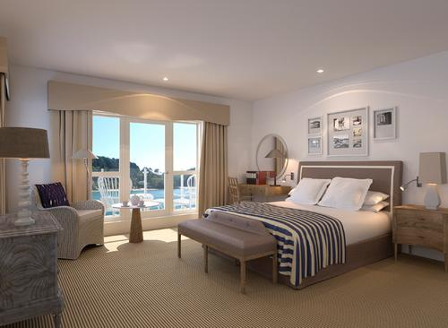 Revamped Salcombe Harbour Hotel to reopen in August