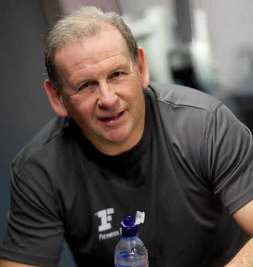 Andy Cosslett is credited with leading Fitness First's turnaround from the brink of bankruptcy to a resurgent business