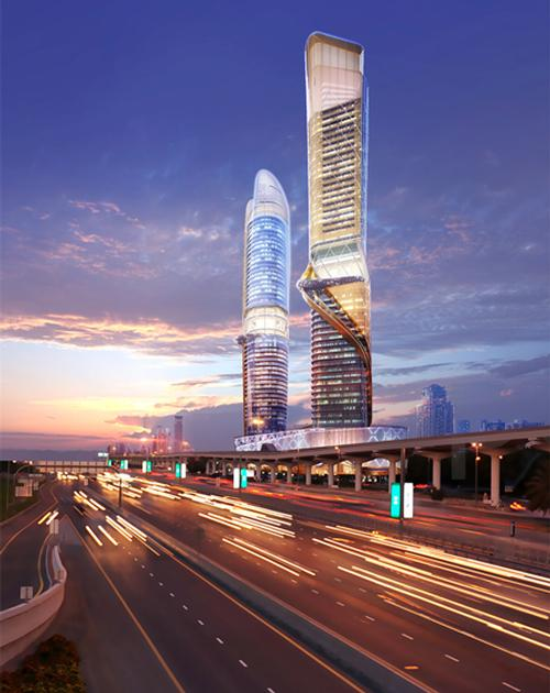 The development will be Curio's first in the United Arab Emirates / Curio - A Collection by Hilton