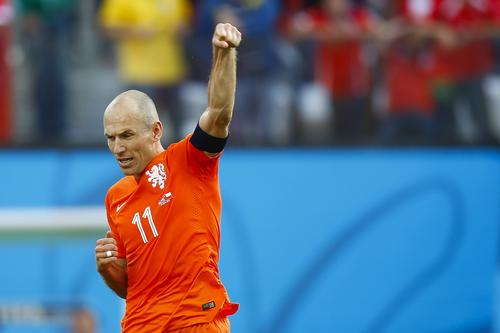Arjen Robben plans self-dedicated museum