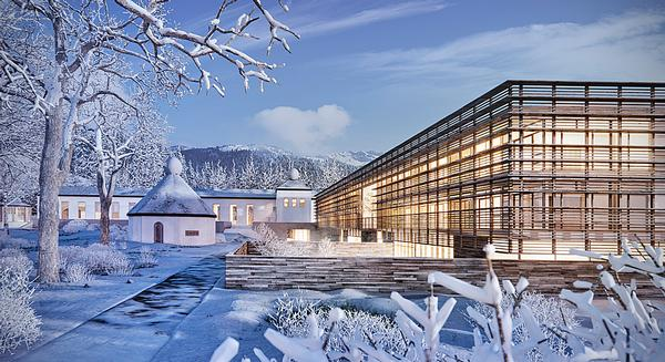Thun has designed a hotel, spa and medical centre in Bad Wiessee