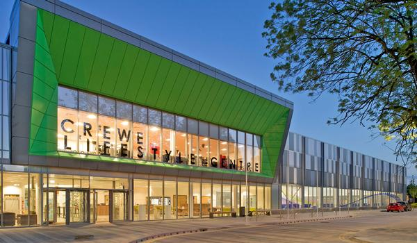 Crew Lifestyle Centre was designed to minimise stress for those with dementia