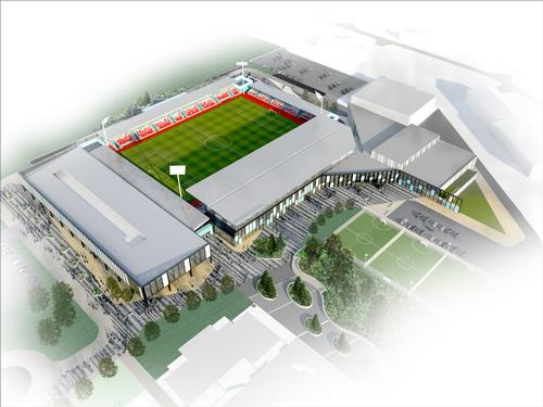 York's £41m multi-use stadium set for 2016 opening
