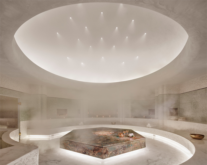 Klafs completes spa installation at The Faena Hotel in Miami