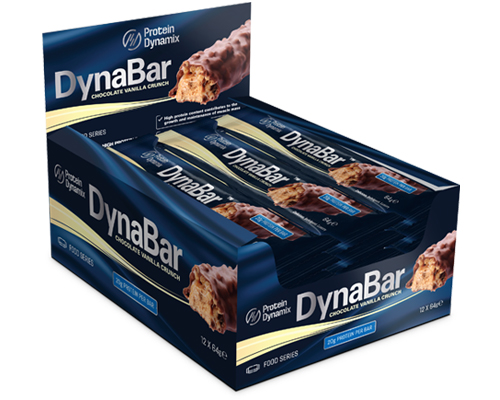 Dynamic DynaBar tops taste test