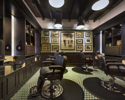 Resense partners with world's oldest barbershop