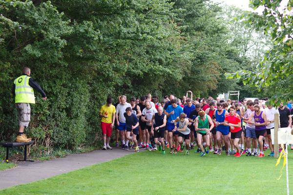 The free parkrun sessions are growing in popularity across the UK / PHOTO: flickr / Jonathan Pearce