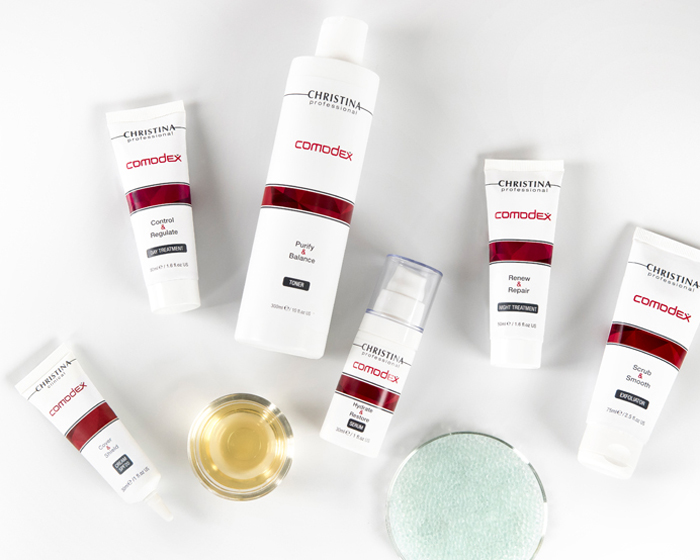 Christina Cosmeceuticals launches Comodex treatment and product line