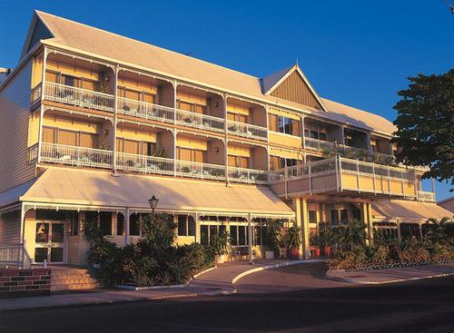 Starwood marks debut in Samoa with double acquisition