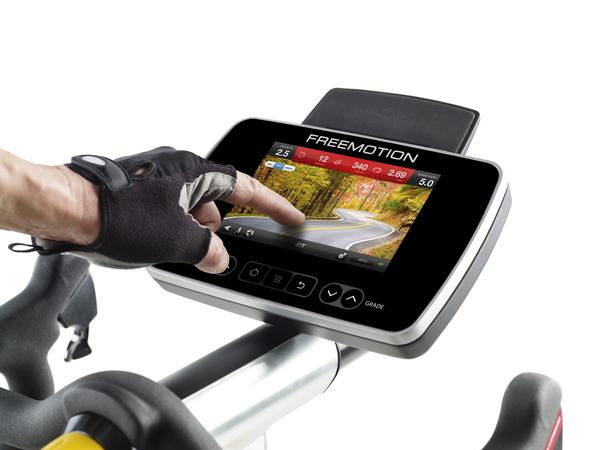 The FreeMotion Tour de France Indoor Cycle