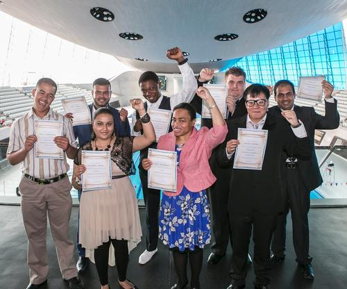 'Steps into Work' finds leisure opportunities for students with learning disabilities