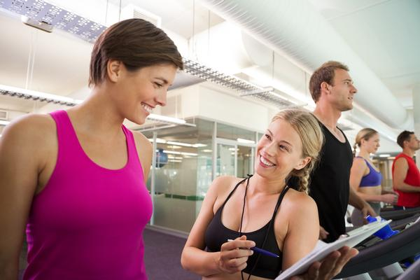 The report suggests that enabling health club members to leave whenever they want is actually the best way to keep them / Shutterstock.com