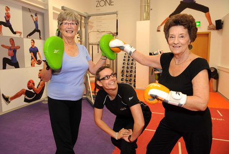 Reaching out to the grey market: Functional training at the Bellahouston club
