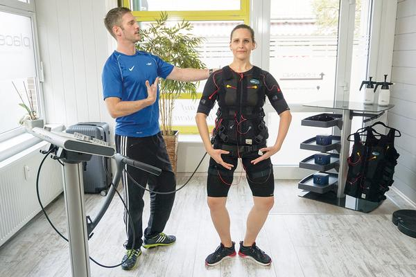 EMS training can be successfully transferred to sports-specific movements, benefiting a range of athletes