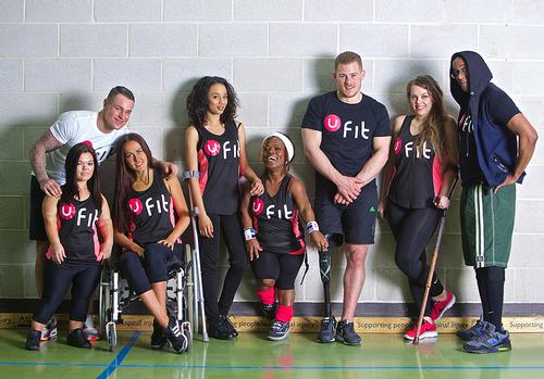 The UFIT programme aims to inclusivise the fitness industry and get diversity into the mainstream / UFIT