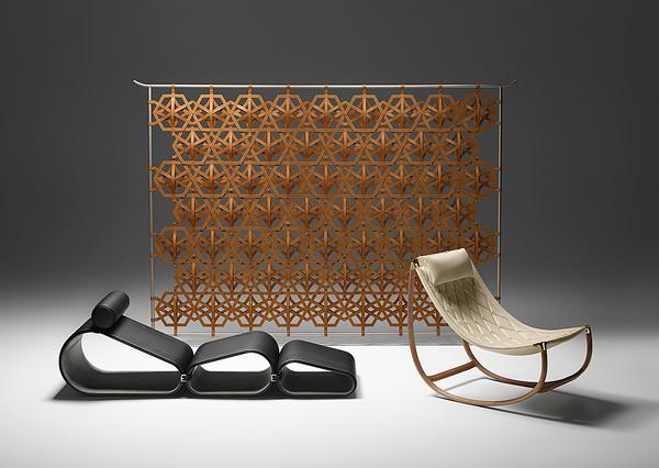 4. Pieces created for the Louis Vuitton Objets Nomades collection