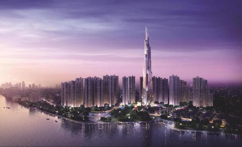 A collaboration between Atkins and Arup, the 81-storey development will come up in Ho Chi Minh City's Vinhomes Central Park