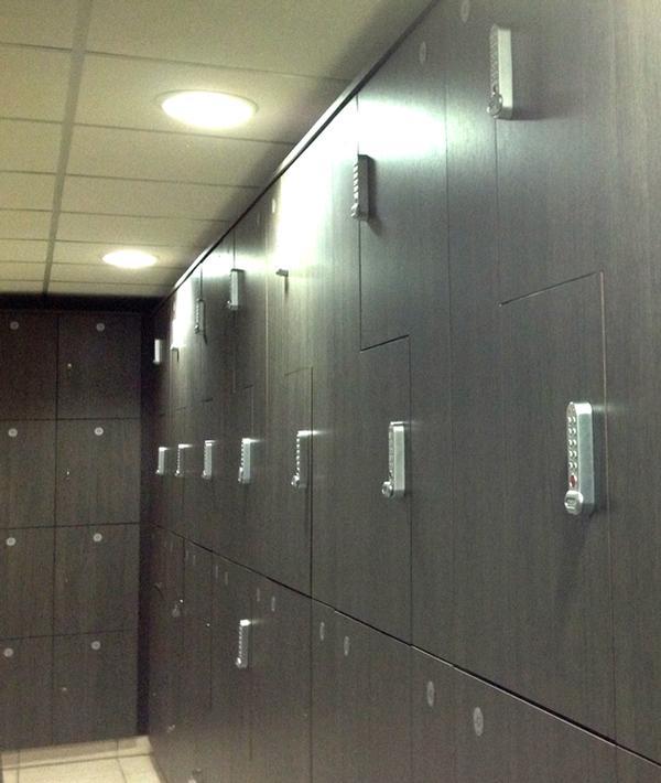 Codelocks' 'KitLock' digital cabinet locks