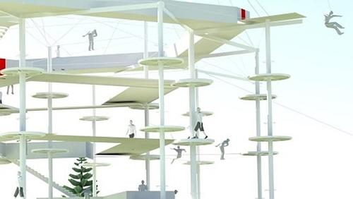Plans afoot for AU$2m aerial climbing park in Sydney, Australia