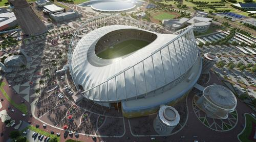 When completed, the stadium will have a capacity of 40,000