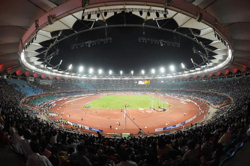 Delhi hosted the 2010 Commonwealth Games