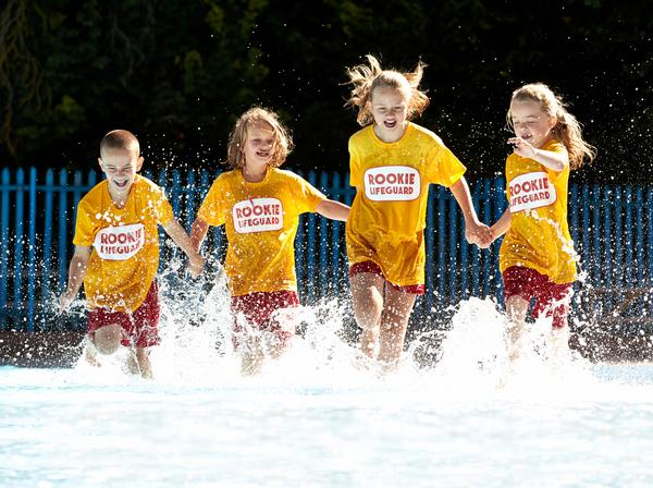 RLSS's Rookie Lifeguard programme helps retain young swimmers