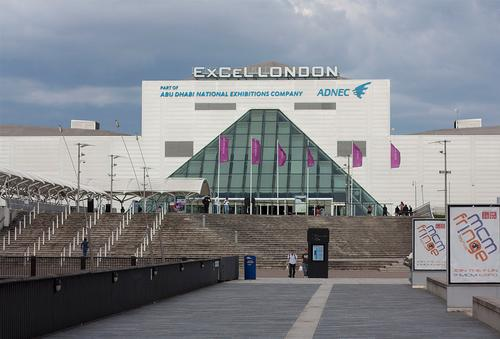The event will be held at ExCeL London in Greenwich / Senseiich